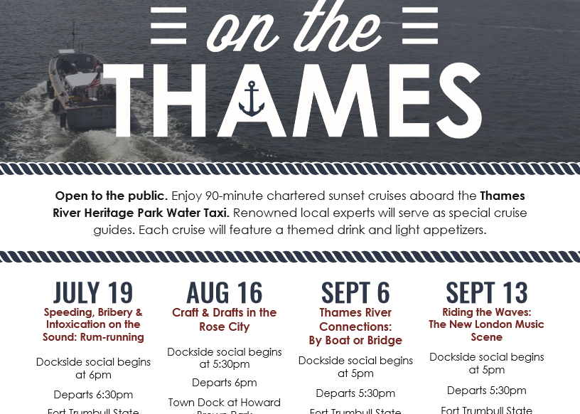 flyer with 4 cruise descriptions