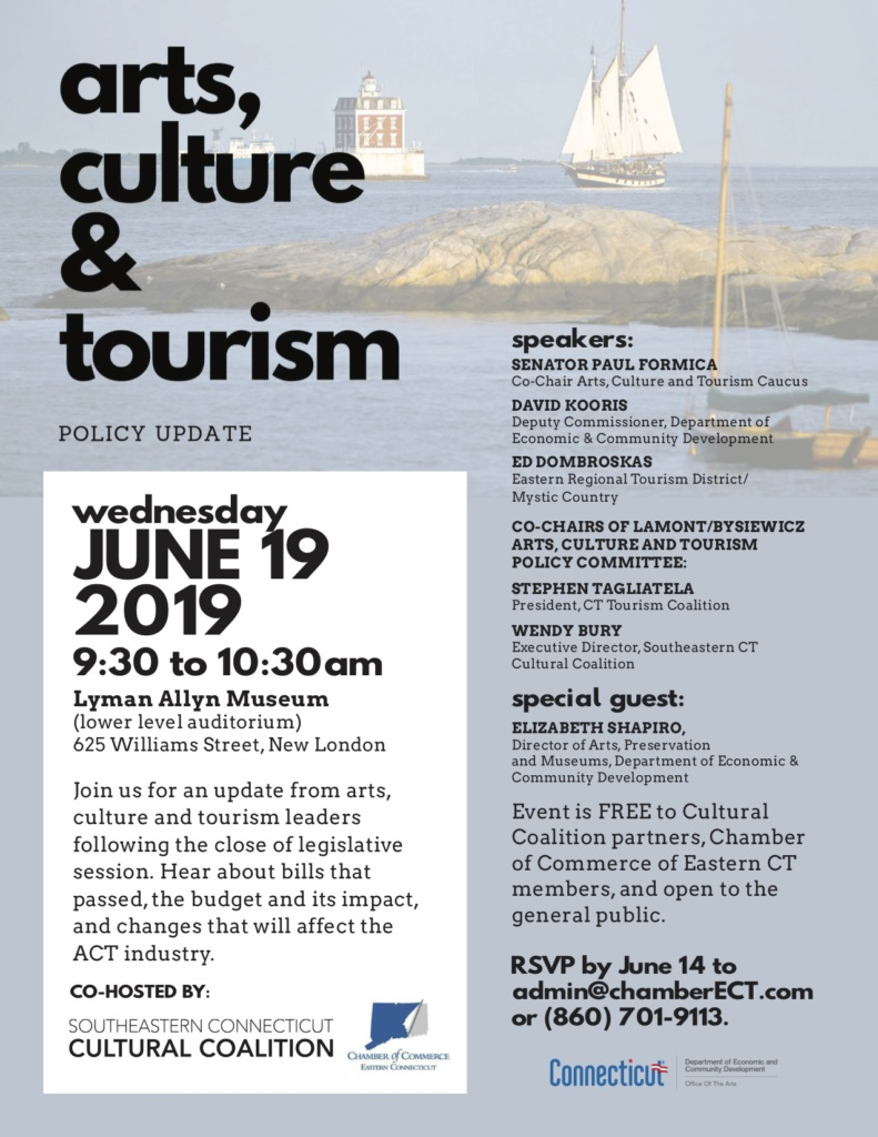 Arts Culture And Tourism Act Policy Update Forum